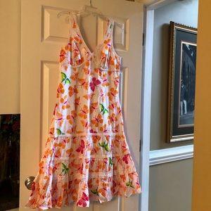 Lilly Pulitzer butterflies dress